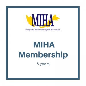 3 years Membership