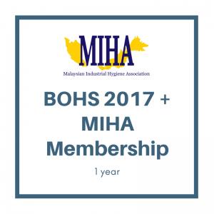 BOHS MIHA Membership