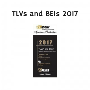 TLVs and BEIs 2017